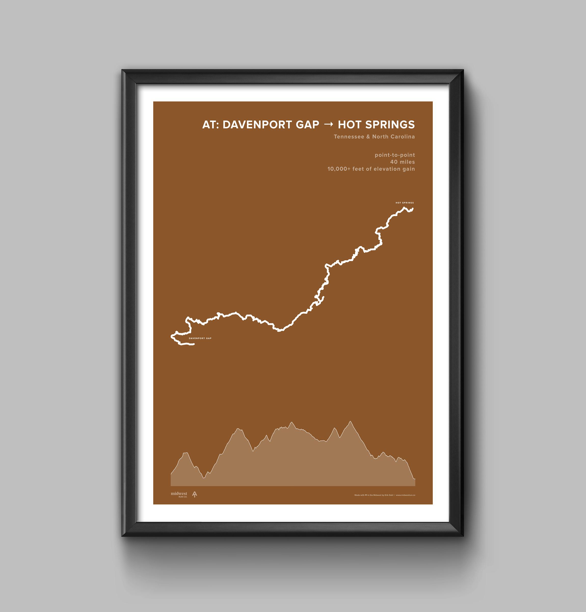 Appalachian Trail Poster