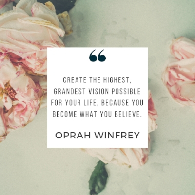 Oprah Winfrey quote | 5 Successful Failures to Inspire You | dianemunoz.com