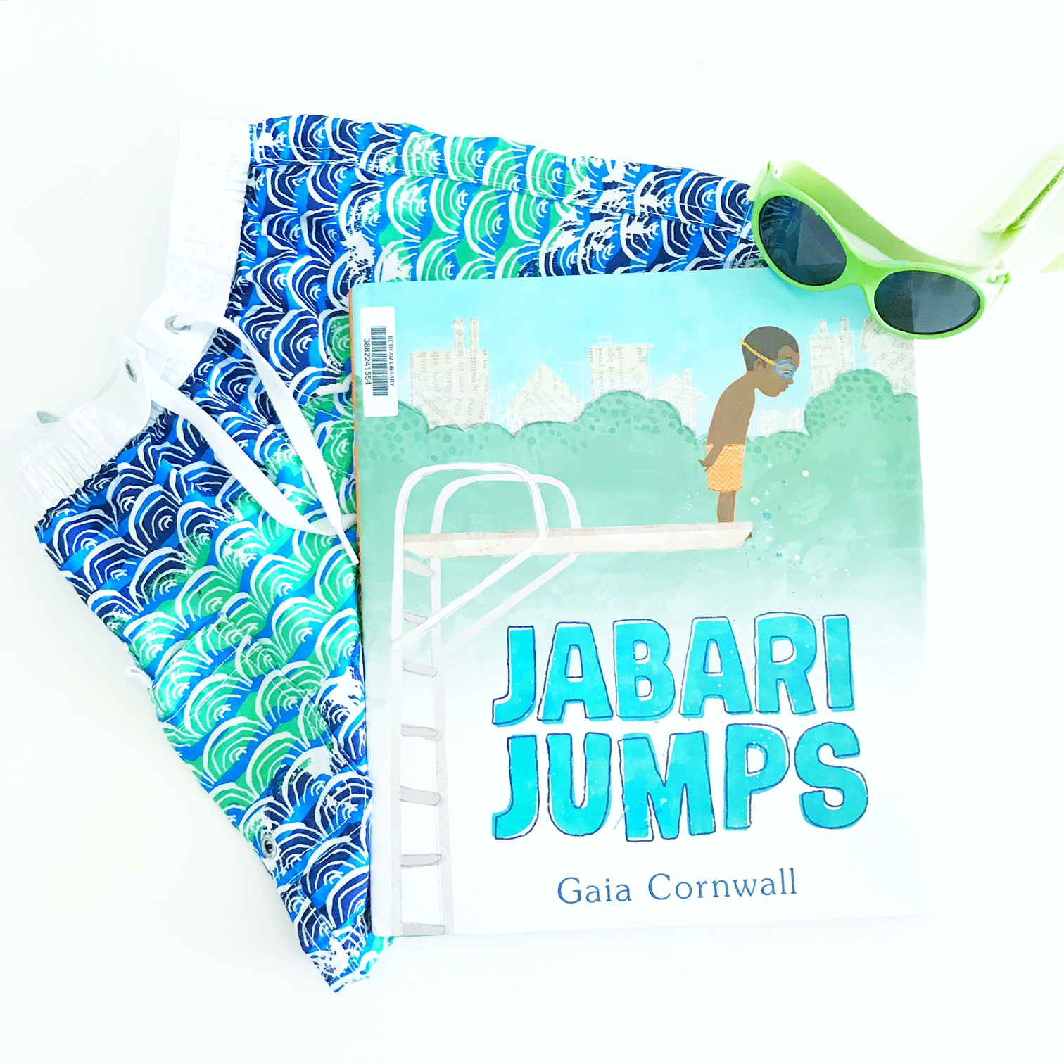 Children's Books About Courage: Jabari Jumps and Being Patient with Fear