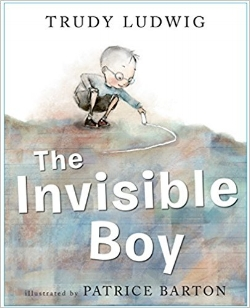 first day of school books, The Invisible Boy