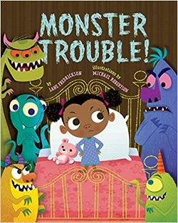 Children's Books About Monsters, Monster Trouble!