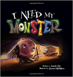 Children's Books About Monsters, I Need My Monster