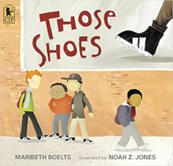 Children's Books About Gratitude, Those Shoes