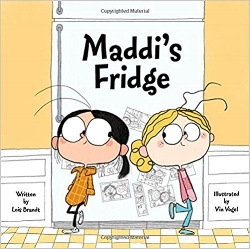 Children's Books About Gratitude, Maddi's Fridge