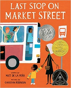 Children's Books About Gratitude, Last Stop on Market Street