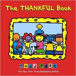 Children's Books About Gratitude, The Thankful Book
