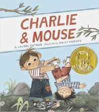 Easy chapter books, Charlie and Mouse