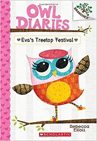 Easy Chapter Books, Owl Diaries!