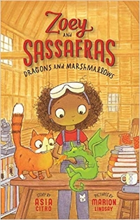 Easy chapter books, Zoey and Sassafras