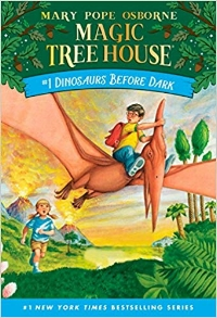 Easy chapter books, Magic Tree House series