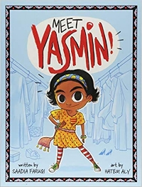 Easy Chapter Book, Meet Yasmin!