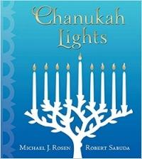 Children's Books About Hanukkah, Chanukah Lights