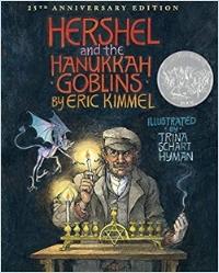 Children's Books About Hanukkah, Hershel and the Hanukkah Goblins
