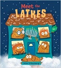 Children's Books About Hanukkah, Meet the Latkes