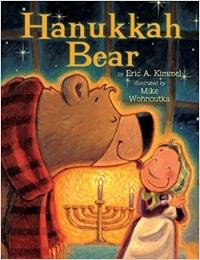 Children's Books About Hanukkah, Hanukkah Bear