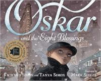Children's Books About Hanukkah, Oskar and the Eight Blessings