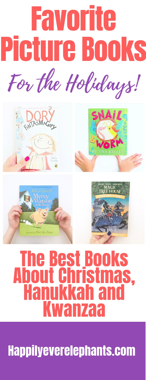 Favorite Picture Books About the Holidays including Christmas Hanukkah and Kwanzaa.jpg