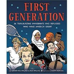 nonfiction picture books, first generation