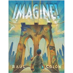 Children's Books About Imagination, Imagine