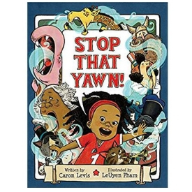 Stop that Yawn! Children's Bedtime Story Books, including funny bedtime stories!
