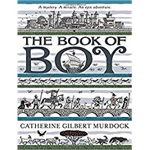The Book of Boy Newbery Honor Best Chapter Books for kids