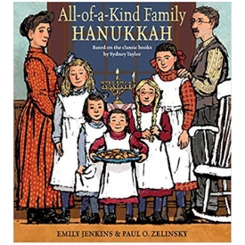 All of a Kind Family Hanukkah Sydney Taylor Award Best Book for Younger Readers about the Jewish Experience