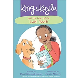 King and Kayla and the Case of the Lost Tooth Best book for beginning reader