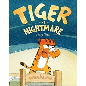 TIger vs Nightmare Geisel Honor Best book for beginning reader