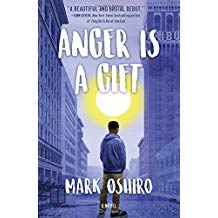 Anger is a Gift Schneider Family Book Award books for kids about the disability experience.jpg