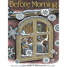 Winter Books for Kids, Before Morning Joyce Sidman Beth Krommes