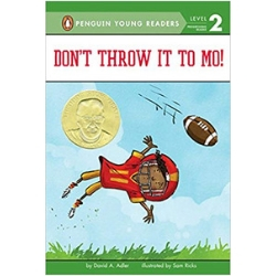 Don't throw it to mo Children's Books About Sports