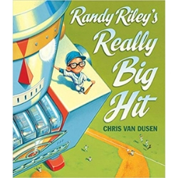Children's Books About Sports, Randy Riley's Really Big Hit