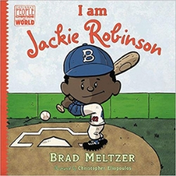 I Am Jackie Robinson Children's Books About Sports