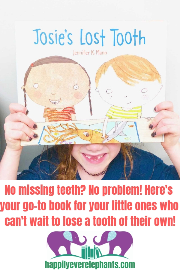 Josie's Lost Tooth by Jennifer K. Mann is the book for you if your kid is just waiting to lose a tooth of his own! Best picture book about losing teeth!.jpg