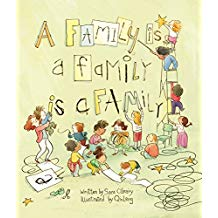 Children's Books About Family Diversity, A Family is a Family is a Family