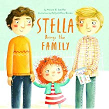 Children's Books About Family Diversity, Stella Brings the Family