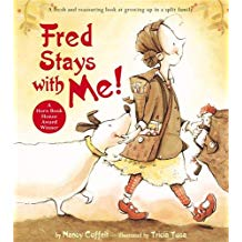 Children's Books About Family Diversity, Fred Stays With Me