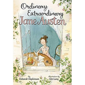Books About Strong Girls Ordinary Extraordinary Jane Austen Picture Book Biographies.jpg