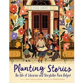 Books About Strong Girls Pura Belpre