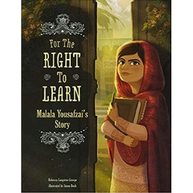 Books About Strong Girls For the Right to Learn Malala Picture Book Biographies.jpg