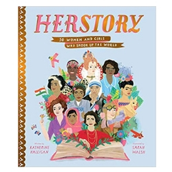 Books About Strong Girls Herstory
