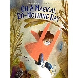 teaching media literacy, good digital citizenship, and Digital Rights and Responsibilities with On a Magical Do Nothing Day