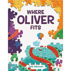 Self Esteem Books for Kids, Where Oliver Fits
