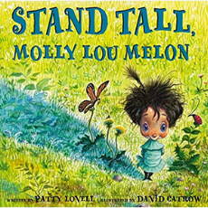 Self Esteem Books for Kids, Stand Tall, Molly Lou Melon