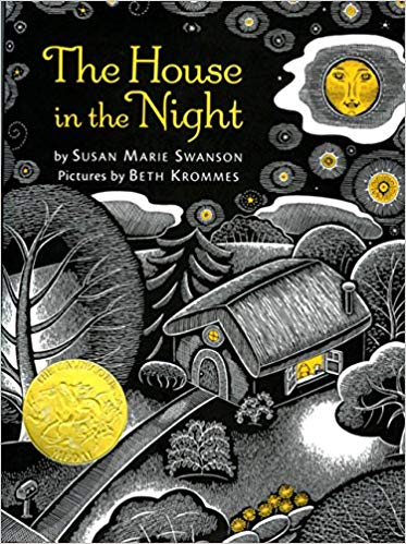 Unique Board Books, The House in the Night