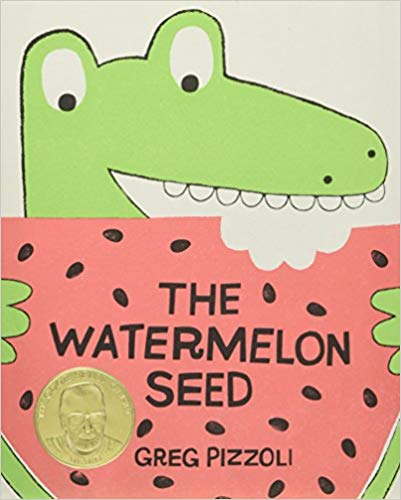 Unique Board Books, The Watermelon Seed