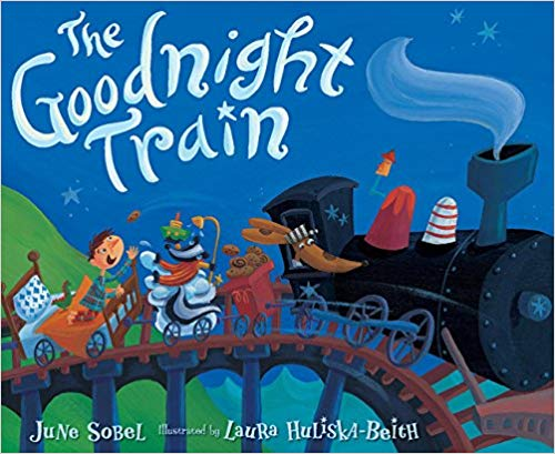 Unique Board Books, The Goodnight Train