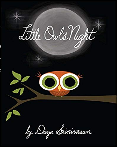 Unique Baby Books, Little Owl's Night