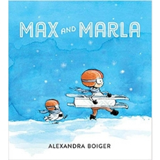 Children's Books About Perseverance, Max and Marla