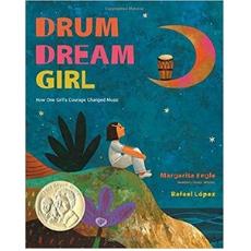 Growth Mindset Books for Kids, Drum Dream Girl